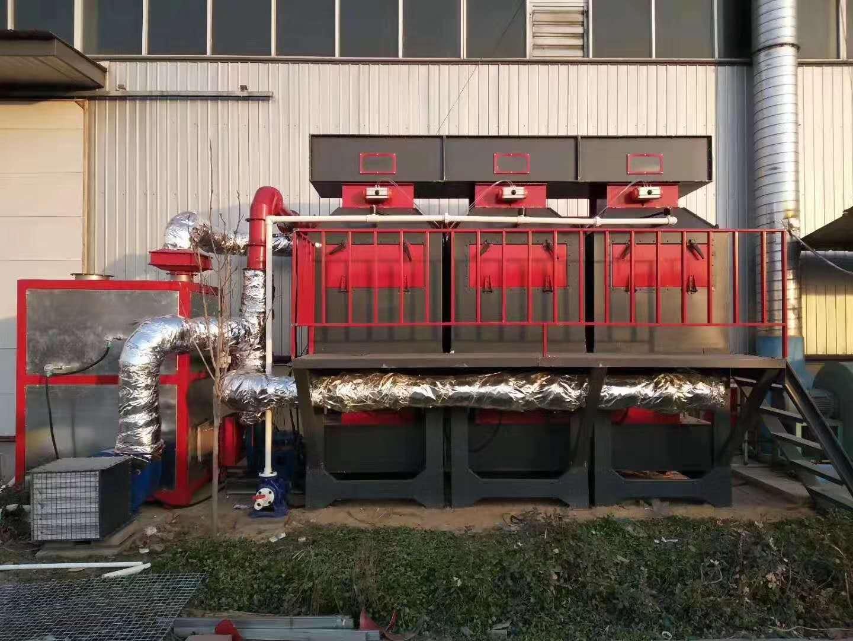 催化燃烧设备厂家地址-催化燃烧技术主要有哪些设备