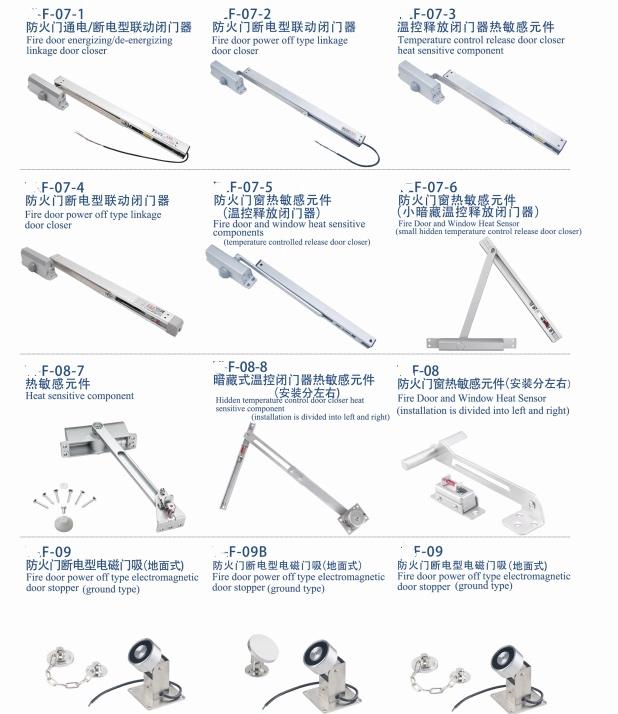 防火门闭门器厂家-北京闭门器生产厂家-安徽闭门器生产厂家