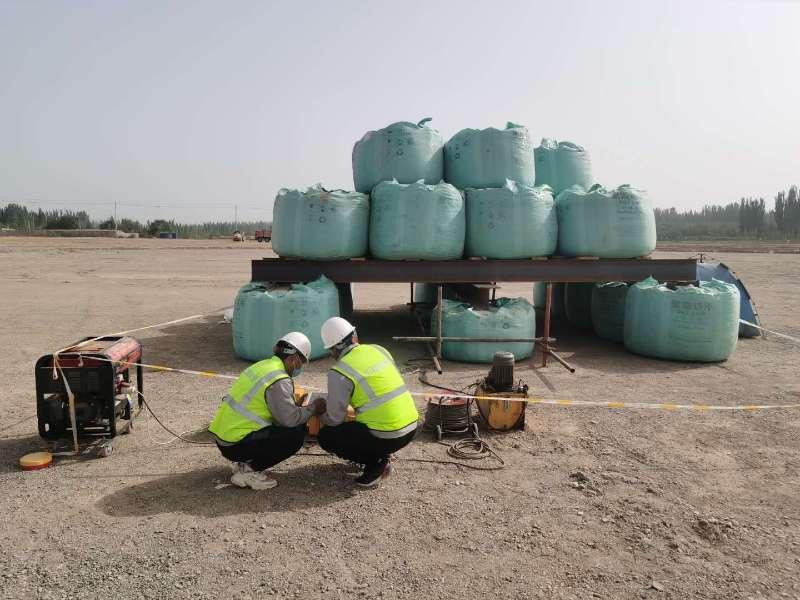 新疆地基强夯检测-伊犁地基处理检测-伊犁地基检测方法