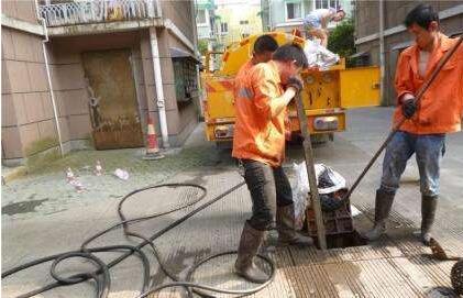 漯河沉淀池清理公司-可信赖的河南化粪池清理公司