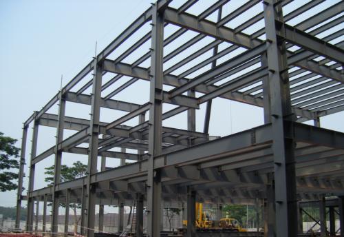 鋼結構工程專業廠家_左旗鋼結構工程施工