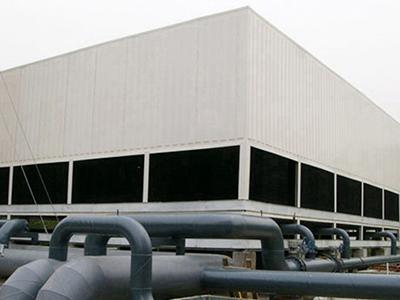 甘肃玻璃钢冷却塔销售-玻璃钢冷却塔专业供应商当属玉通新材料