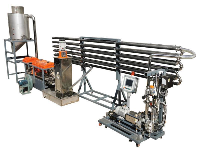 水中切粒机专业供应商-河南塑料回收切粒机批发