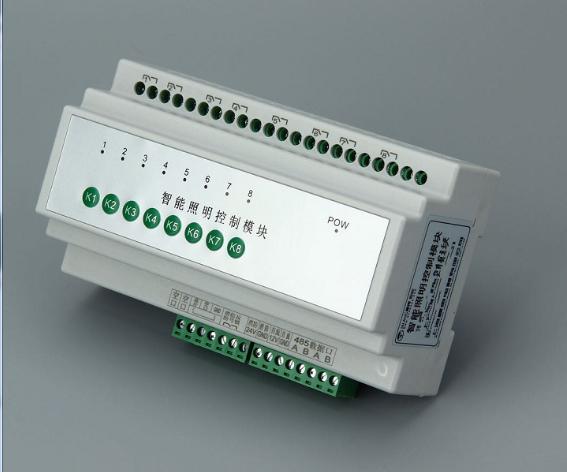 智能照明控制系統-GPRS時控模塊-熱門智能照明模塊