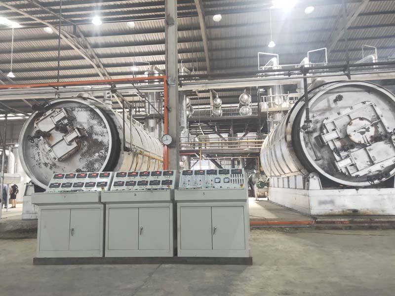 废齿轮油提纯设备生产制造厂家 商丘哪里有卖价格优惠的废机油提炼柴油和汽油装置