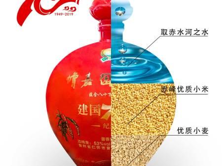 酱香型白酒-增嘉园小米酒告诉你什么才是真正的酱香酒