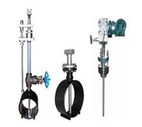 上海儀表威托巴流量計可帶壓開孔、在線安裝、在線疏通、在線清洗