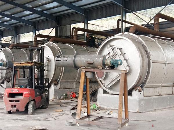 废旧亚克力再生设备哪家好_知名的废旧亚克力热裂解炼油设备生产厂家