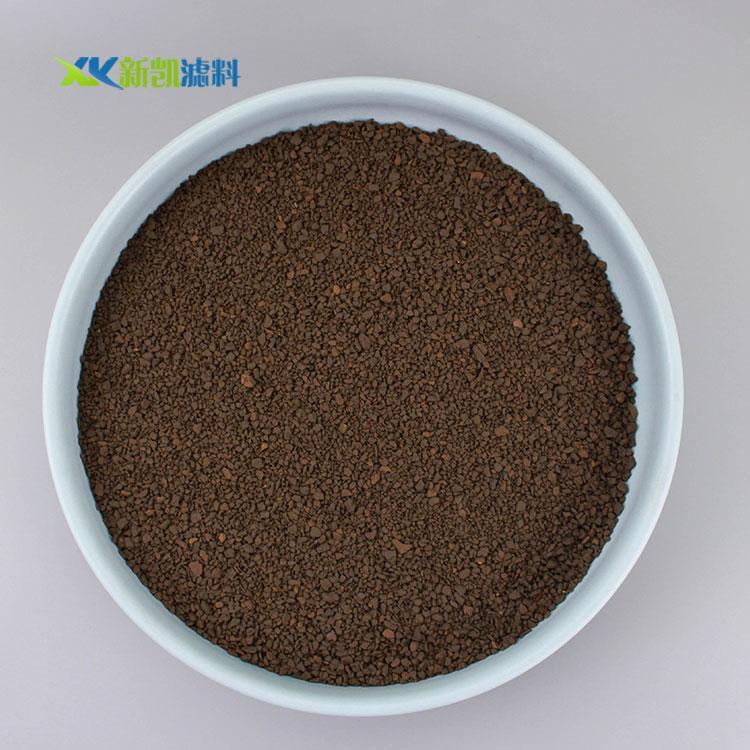 水处理锰砂滤料-随州锰砂滤料-荆州锰砂滤料