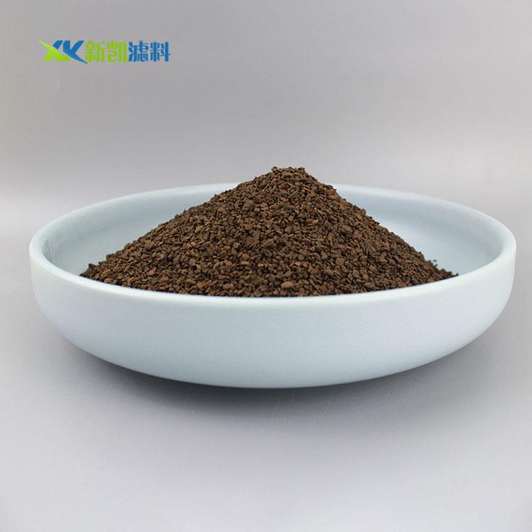 水处理锰砂滤料-云浮锰砂滤料-贵阳锰砂滤料