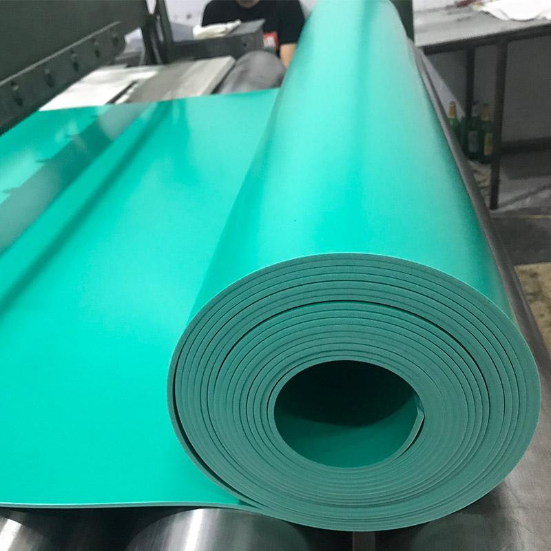 明鑫pvc厚板焊接水箱 pvc板材灰色pvc防水板