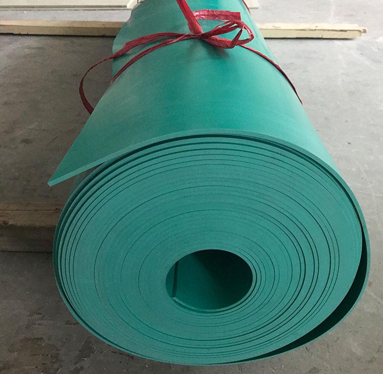 pvc软板电解锰电解铅厂废料池内衬工程用料 电镀厂电镀氧化池