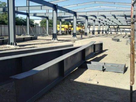 甘肃钢结构设计-兰州哪有钢结构加工厂