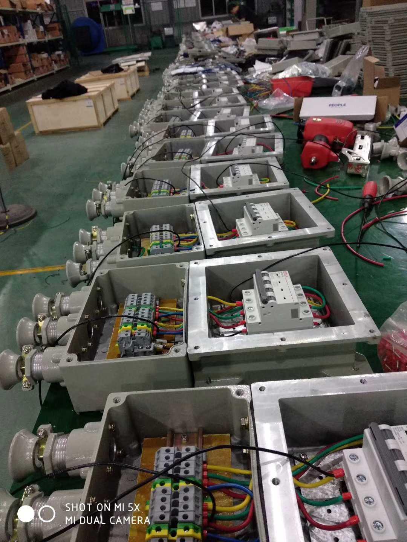 信陽優惠的防爆配電箱批發,銷量好的防爆配電箱價格行情
