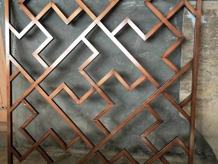 铝艺格栅哪家强,临朐佳海金属制品厂