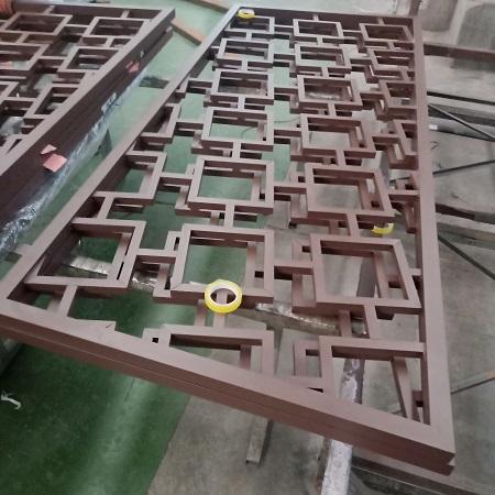 别墅铝艺花格批发-哈尔滨浮雕铝艺花格-北京浮雕铝艺花格
