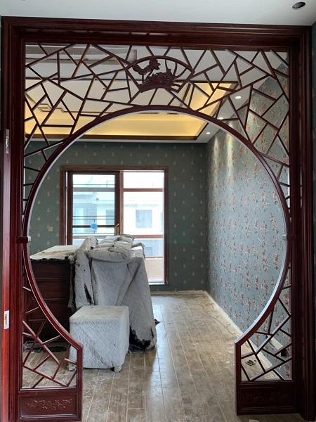 图书馆铝窗花厂家-福建古典铝窗花-广东古典铝窗花