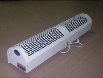 風幕機|離心式熱空氣幕