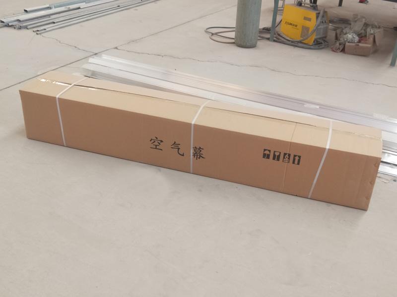 贯流式风机幕-空气幕安装-天津空气幕