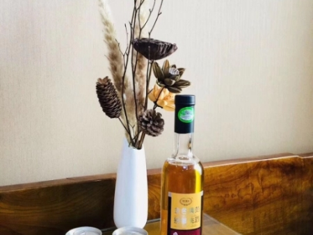 植物金银花饮料