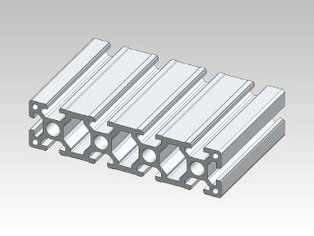 佳木斯欧标工业铝型材配件-销量好的欧标铝存在型材出售
