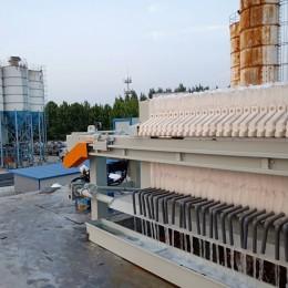 混凝土搅拌站压滤机 压滤机厂家 图片价钱