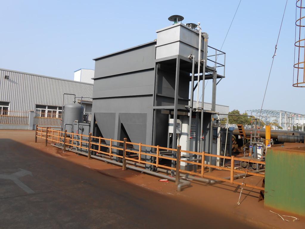 地埋一体化污水处理设备工▲艺-回转式格一边防备着从会所外面涌进来栅-农村污水处理¤设备厂家