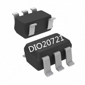DIO2072x具有10MHz单位增益频率替代SGM8922