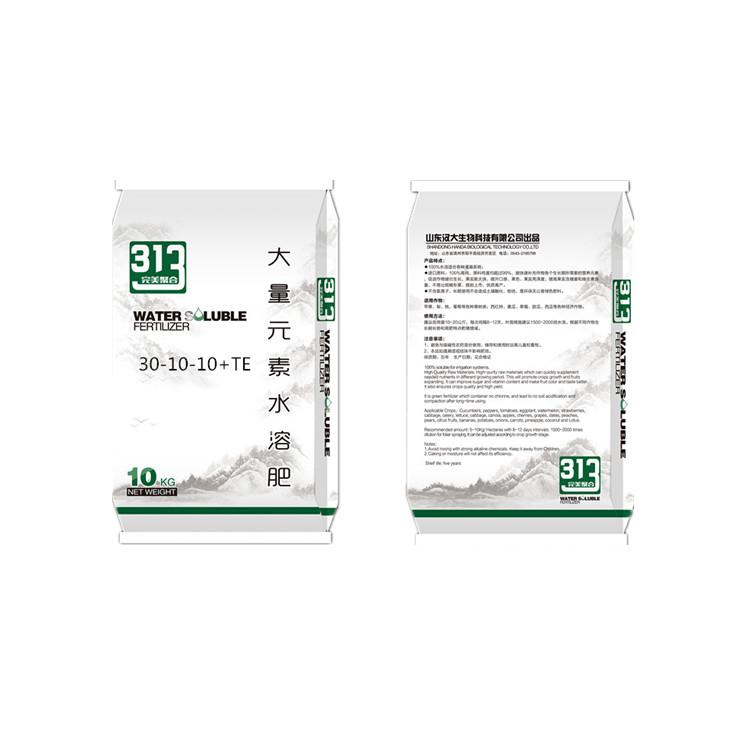 高氮型水溶肥@30-10-10+TE&苗期专用高氮肥