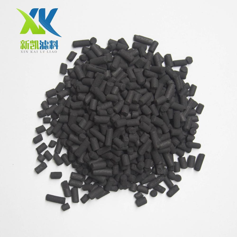 煤质柱状活性炭-木质柱状活性炭-高碘值柱状活性炭