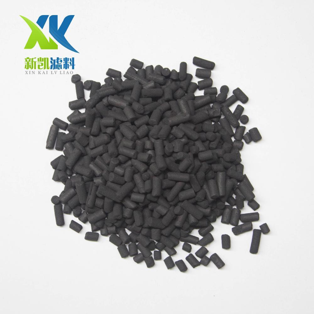 沼气池净化用柱状活性炭-常熟柱状活性炭-张家港柱状活性炭
