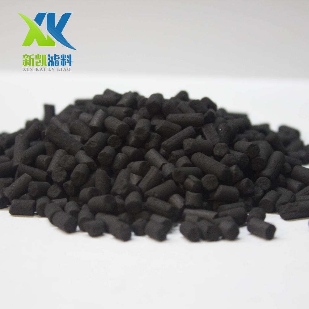 8mm柱状活性炭-济南柱状活性炭-青岛柱状活性炭