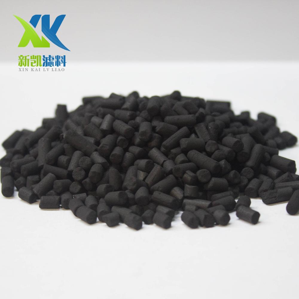 工业污水处理柱状活性炭-常德柱状活性炭-益阳柱状活性炭
