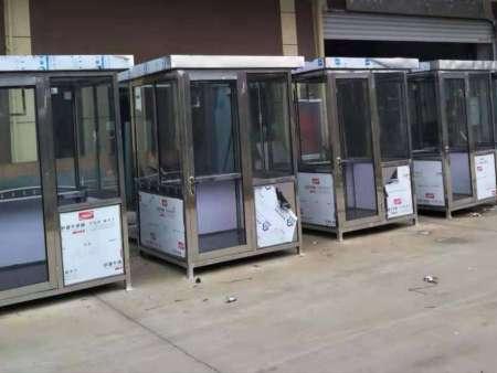 哈尔滨小区不锈钢岗亭_上哪买划算的不锈钢岗亭