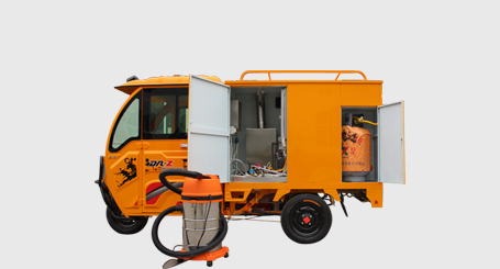 哈尔滨移动蒸汽洗车设备|哈尔滨蒸汽洗车机厂家-哈尔滨点绿环保