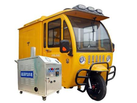 为您推荐优可靠的哈尔滨蒸汽洗车机-哈尔滨点绿环保