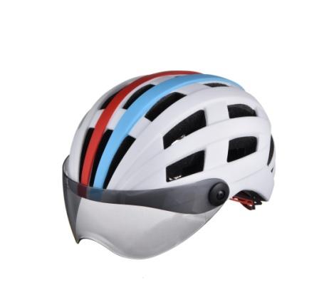 电动车山地自行车骑行头盔防护安全帽