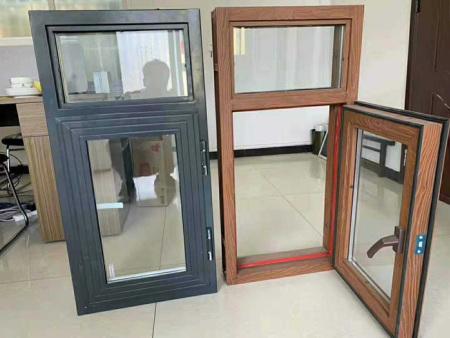 隔热防火窗生产-山东高质量的铝合金隔热断桥防火窗供应出售