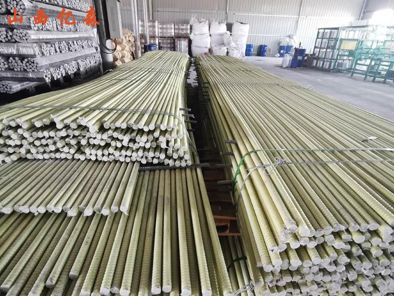 玻璃纖維復合筋-選購玻璃纖維筋認準山西億森新材料