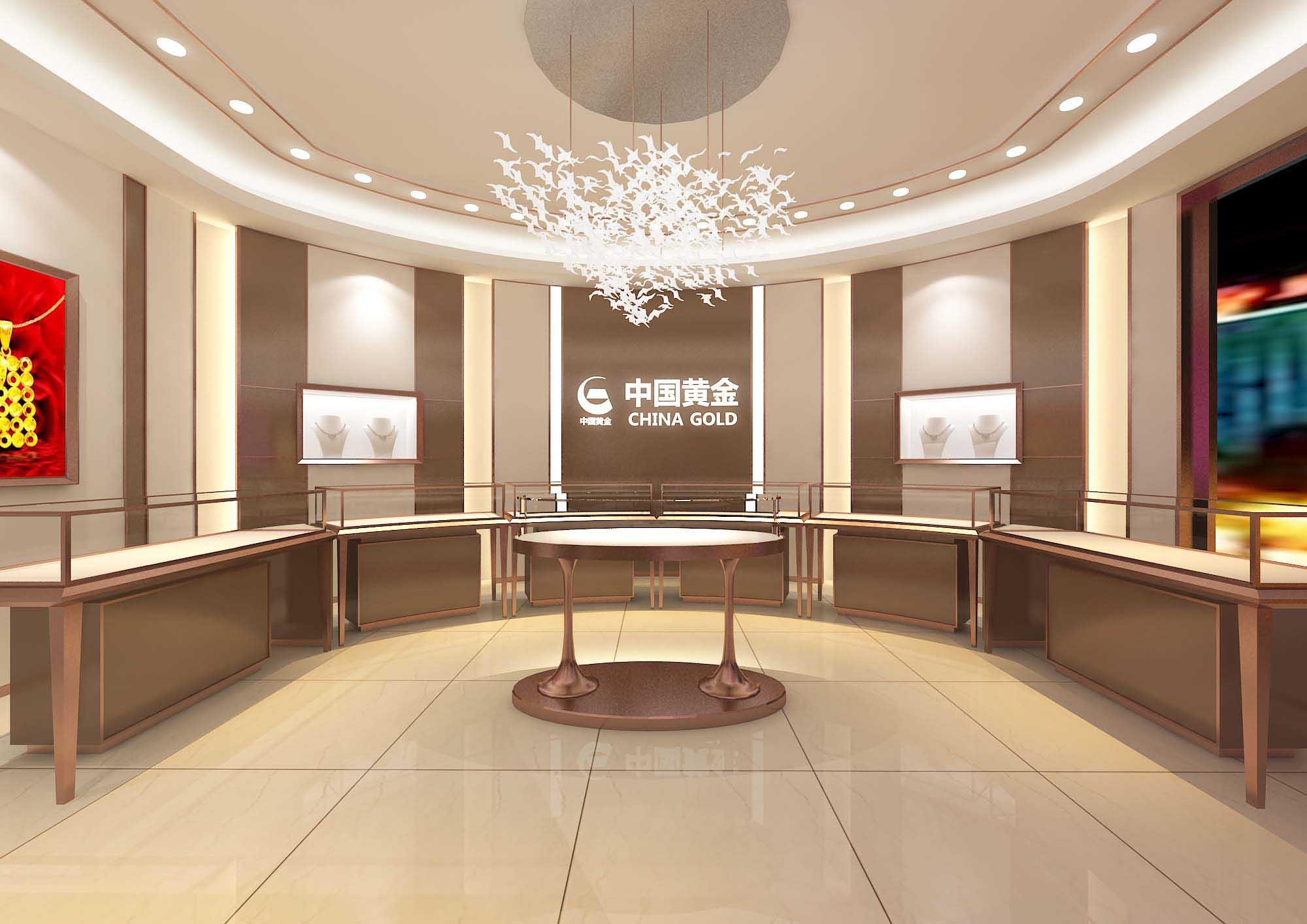 随州珠宝展柜——耀东珠宝展柜定制专家13970968121