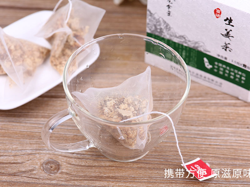 纯生姜茶经销商-海南生姜茶品牌-海南生姜茶供应商