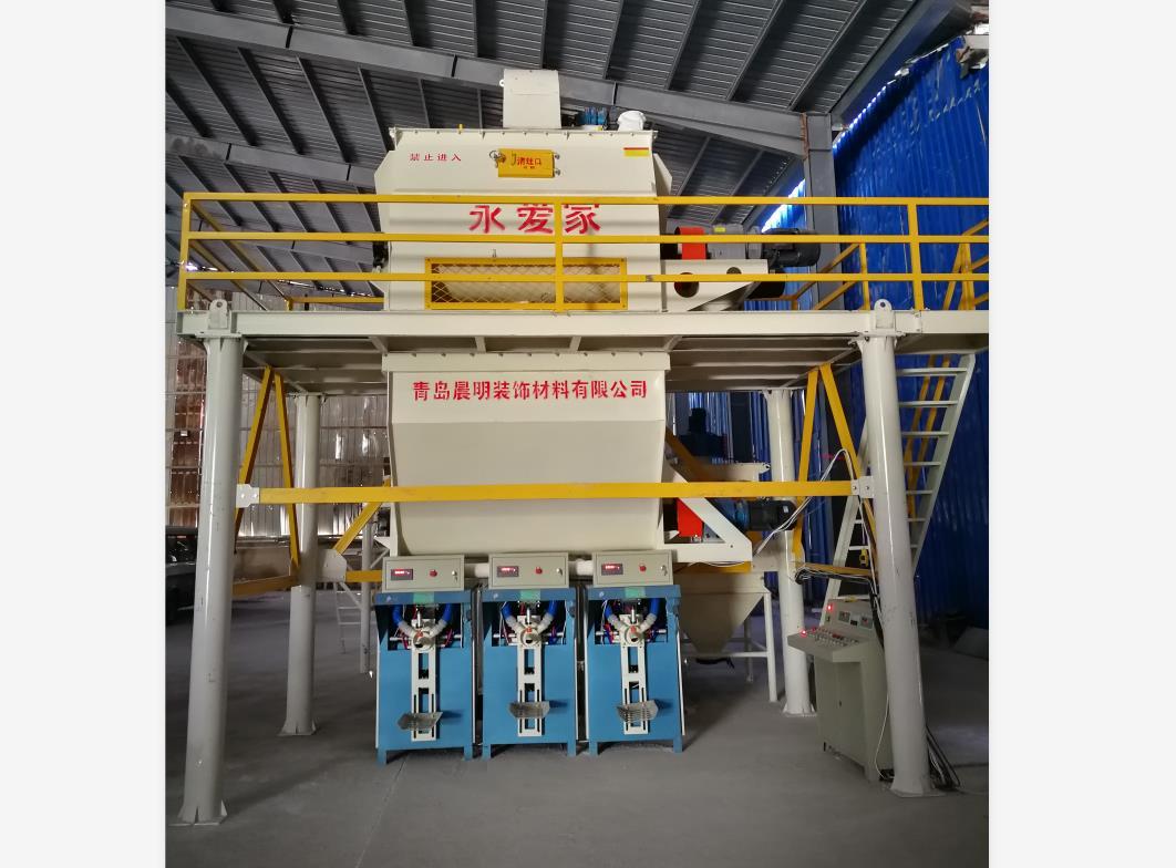 粉刷石膏设备//轻质粉刷石膏生产线