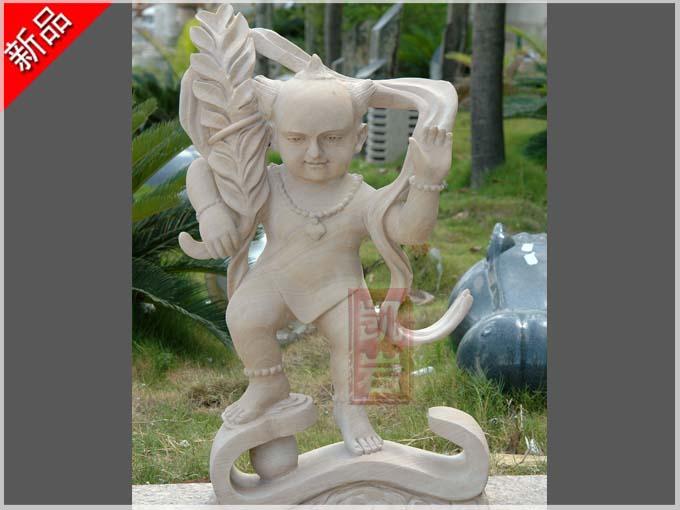 福建廠家批發-石雕哪吒三太子雕像質量可靠價格合理-凱巖石業