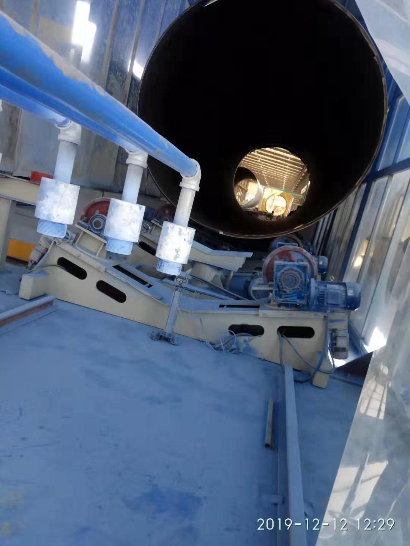 山東實惠的鋼管環氧粉末噴涂設備-青島市銷量好的鋼管內壁噴涂設備出售