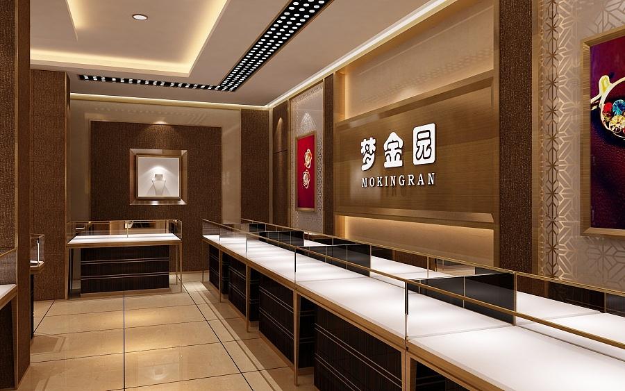南通珠宝展柜厂——耀东珠宝展柜定制专家13970968121