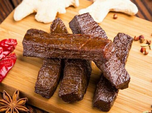 朝阳牛肉◆干批发∏-优惠的锡林aldgsa郭勒盟牛肉干康康食品供应