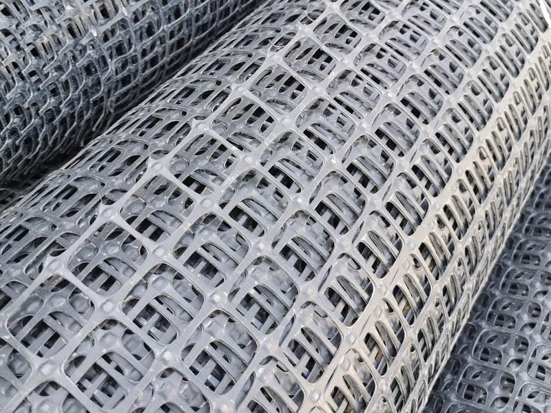 煤矿用刚塑复合假顶网-阳泉煤矿用假顶网-矿用支护塑料网