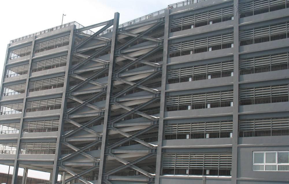 钢结构等级-预制楼梯-钢构加工