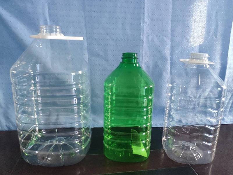 兰州塑料瓶生产厂家要提高吹瓶工艺和设计水平