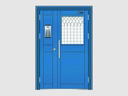 楼宇门经销商-济南钢制入户门-莱芜钢制入户门